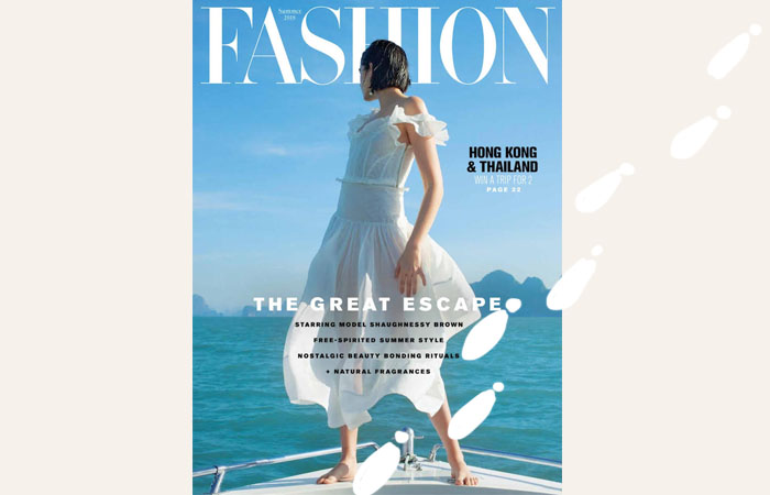 24hrs in Bangkok with Fashion Magazine