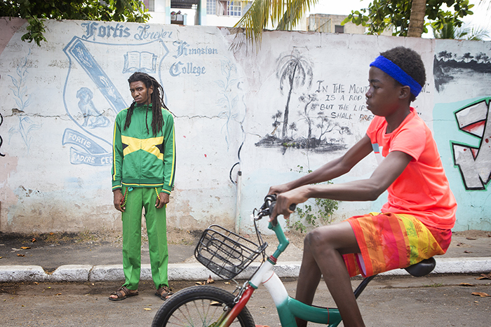 Eric's Yardie Blues in Jamaica