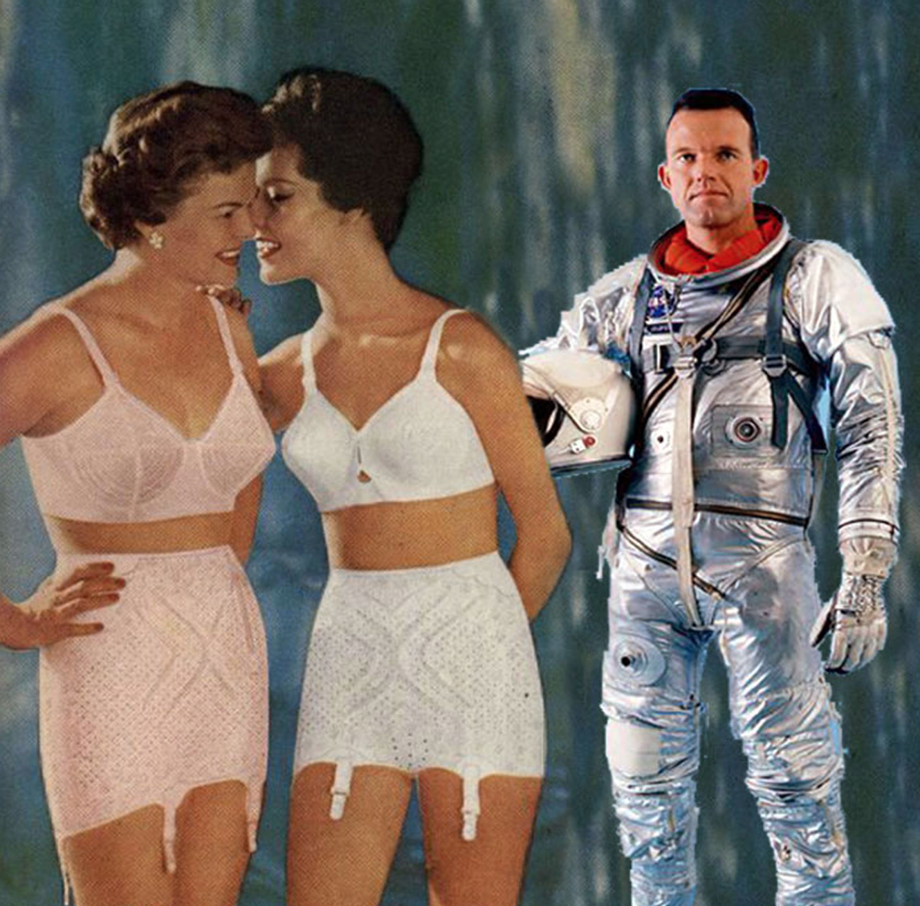 Bras And Girdles To Moon Landing