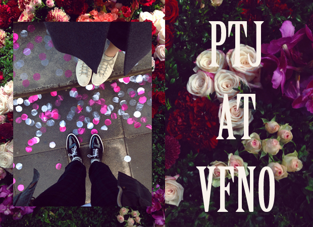 A SALUTE TO THE STOREFRONT AT VOGUE FASHION'S NIGHT OUT / A PTJ SPONSORED POST