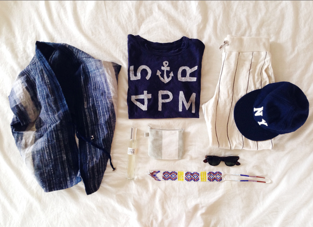 PTJ WEARS / WEEKEND STYLE / INDIGO POWER