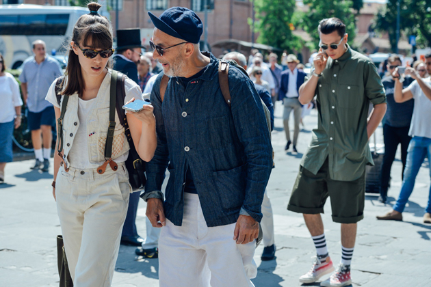 TOMMY TON DOES W'MENSWEAR.