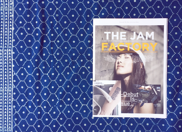 W'MENSWEAR IN THE JAM FACTORY