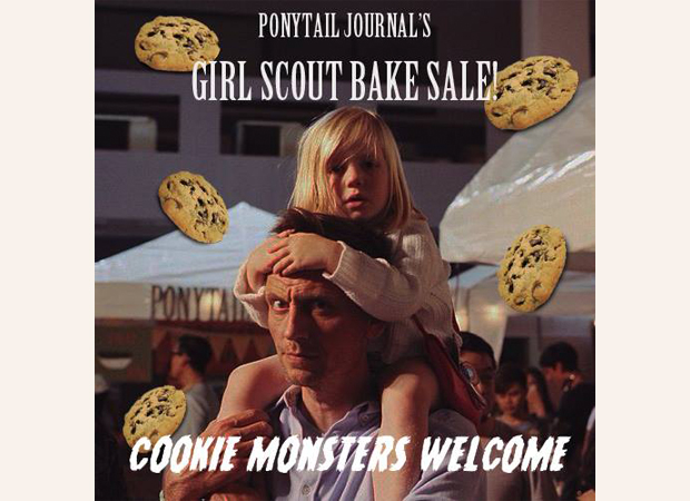 THE P.T.J. SCOUT'S GUIDE TO THE BAKE SALE