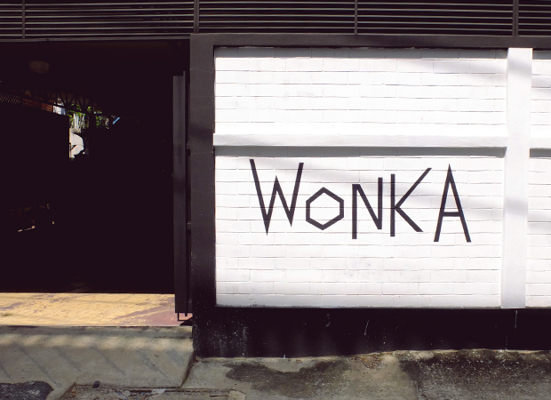 WONKA OLD BANGKOK / PART ONE: A TEXTURAL TOUR
